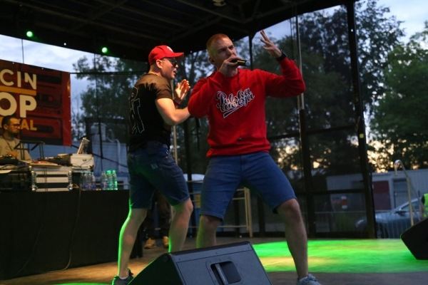 Skok Na Hip Hop - relacja
