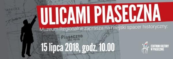 MIEJSKI SPACER HISTORYCZNY – ulica Kościuszki