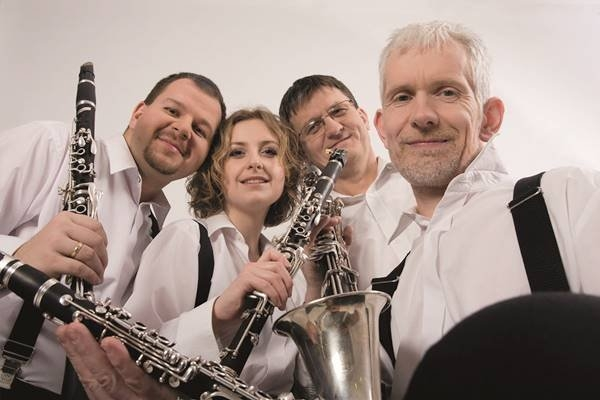 Koncert letni - Poco Leggero - Z klarnetem przez świat