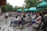 Deszczowo – jazzowo w Konstancinie-Jeziornie