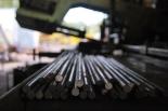 Na czym polega proces śrutowania stali?