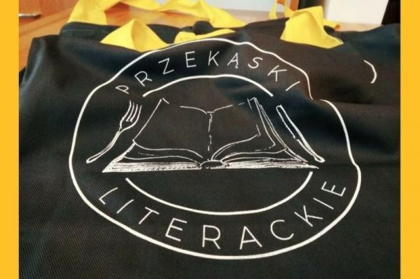 """""""Złap torbę na przekąskę i książkę"""" - konkurs"""