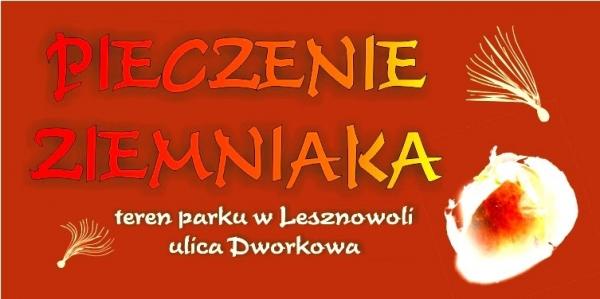 Pieczenie ziemniaka w Lesznowoli