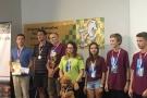 Trwa medalowa passa Laury Chylice
