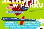 Szekspir w konstancińskim parku