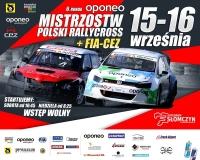 Wyścigowy weekend z Rallycrossem w Słomczynie