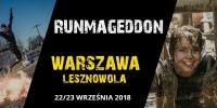 Postapokaliptyczne klimaty Runmageddonu Warszawa