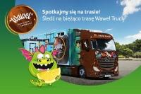 Słodka, interaktywna ciężarówka odwiedzi Mysiadło