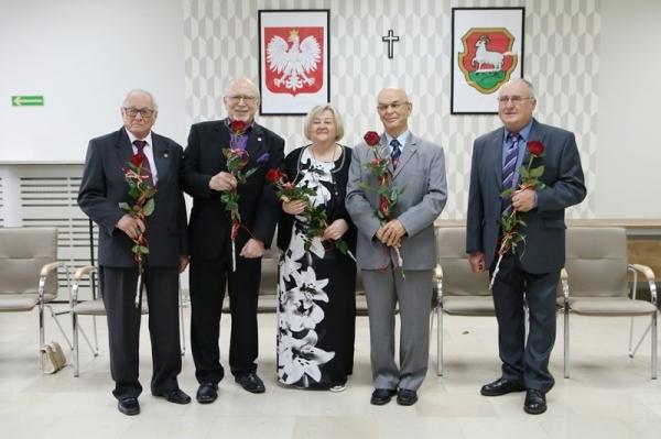 Zasłużeni dla Gminy Piaseczno