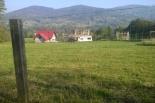 Piękna działka w górach ~1400m2 - Brenna koło Szczyrku, Wisły i Ustronia (media, ogrodzona)