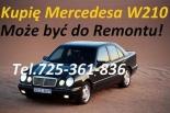 Kupię każdego Mercedesa W210 (okularnika)