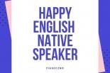 Angielski z native speakerem