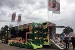 Słodki Wawel Truck podbił serce mieszkańców Mysiadła