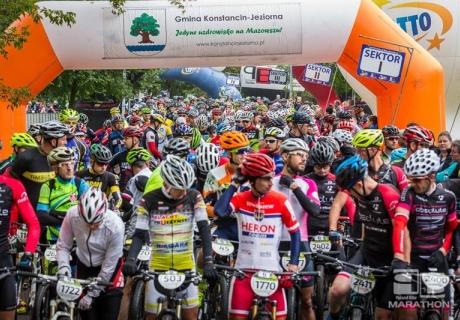 LOTTO Poland Bike Marathon jedzie do Konstancina-Jeziorny