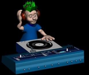 dj Konrad - śpiewający dj  akotrdeonem , karaoke