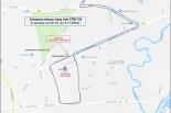 Zmiany tras linii 739, L39 oraz 724