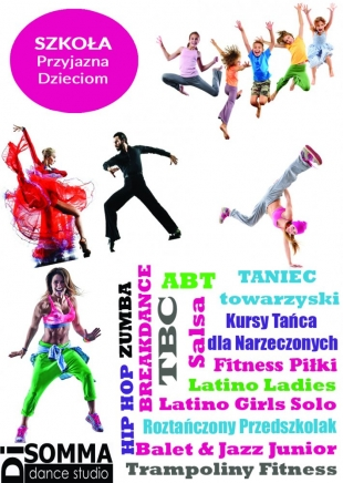 Szkoła tańca,taniec, fitness - Di Somma Dance Raszyn