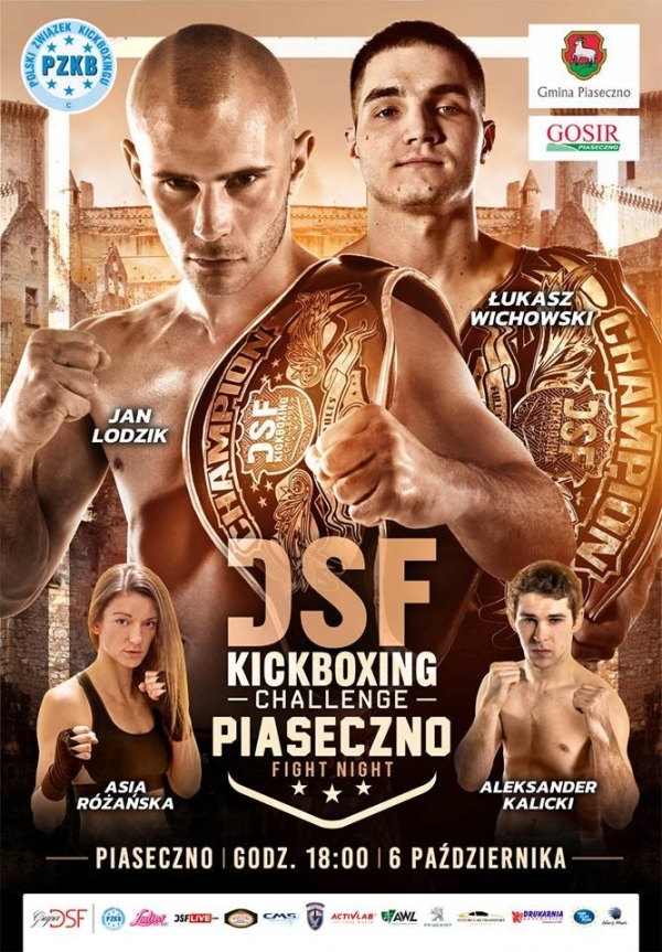 Piaseczno Fight Night 2018