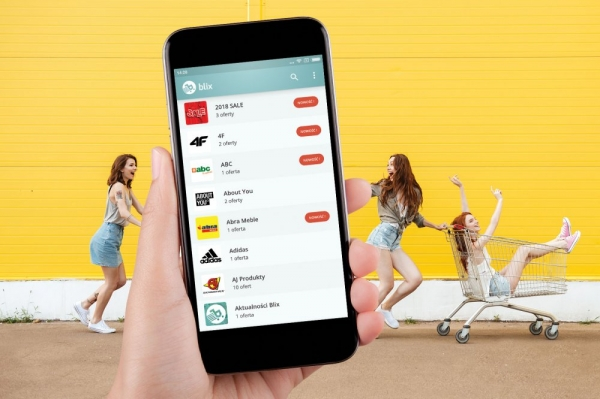 Blix – aplikacja dla tych, którzy lubią oszczędzać