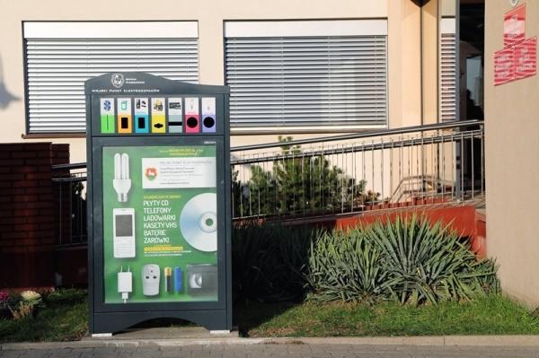 Miejskie Punkty Elektroodpadów