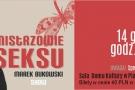 Mistrzowie seksu :: Marek Bukowski Show