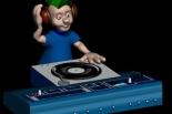 dj Konrad - śpiewający dj z akordeoenm, karaoke