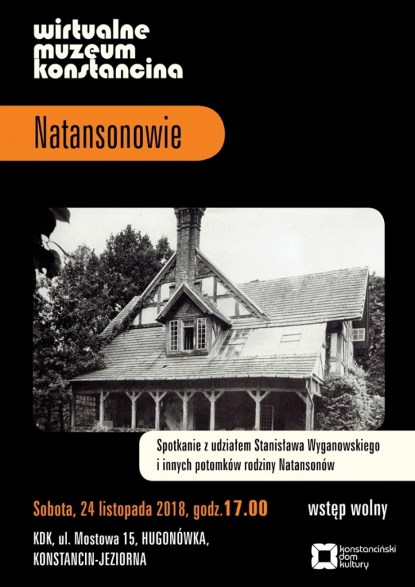Natansonowie w Konstancinie