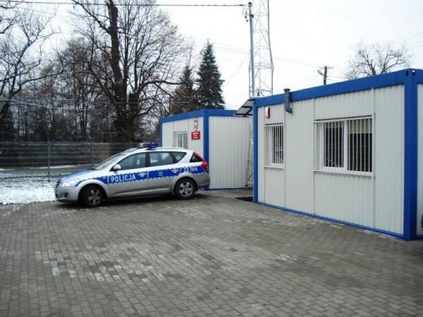 Rozpoczęła się budowa Posterunku Policji w Prażmowie