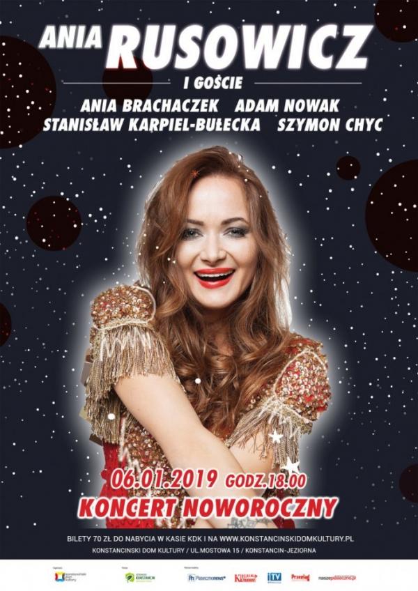 Ania Rusowicz i Przyjaciele – RetroNarodzenie
