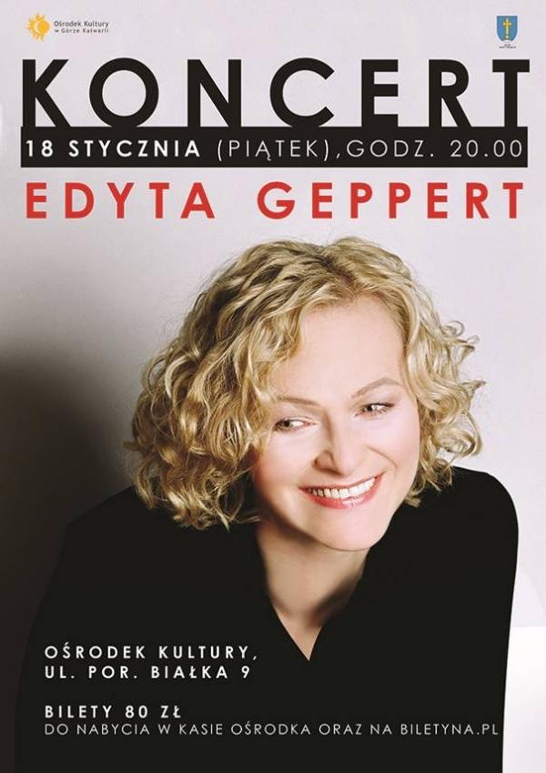 Edyta Geppert - koncert