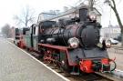 Parowóz Px48 zawitał do Piaseczna