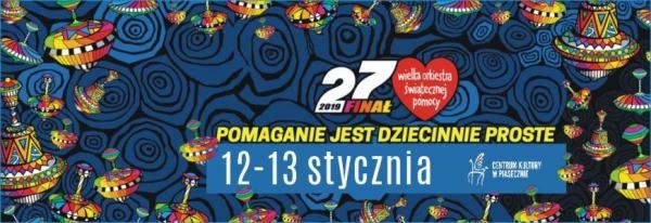 Kulturalny finał WOŚP w Piasecznie
