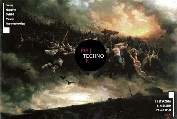 Techno Piątek w Piasecznie