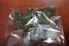 Zatrzymani za posiadanie kokainy i marihuany