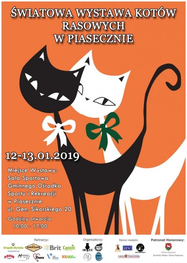 Światowa Wystawa Kotów Rasowych