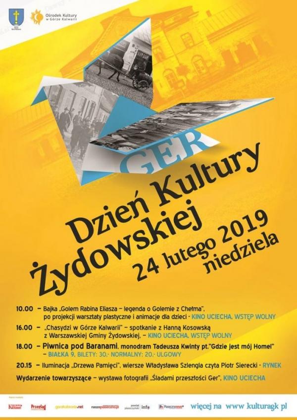 Dzień Kultury Żydowskiej