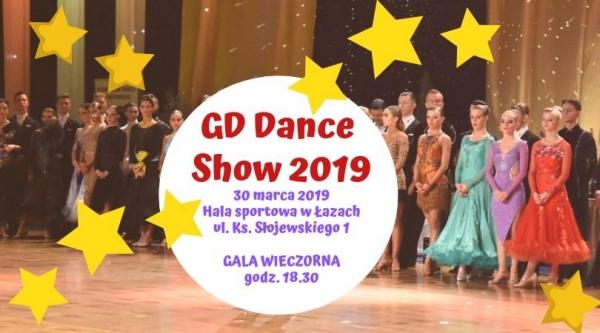 Taneczny show w Łazach
