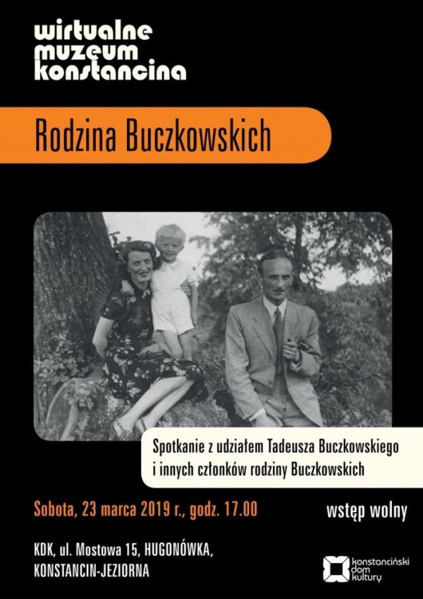 Rodzina Buczkowskich - Wirtualne Muzeum Konstancina