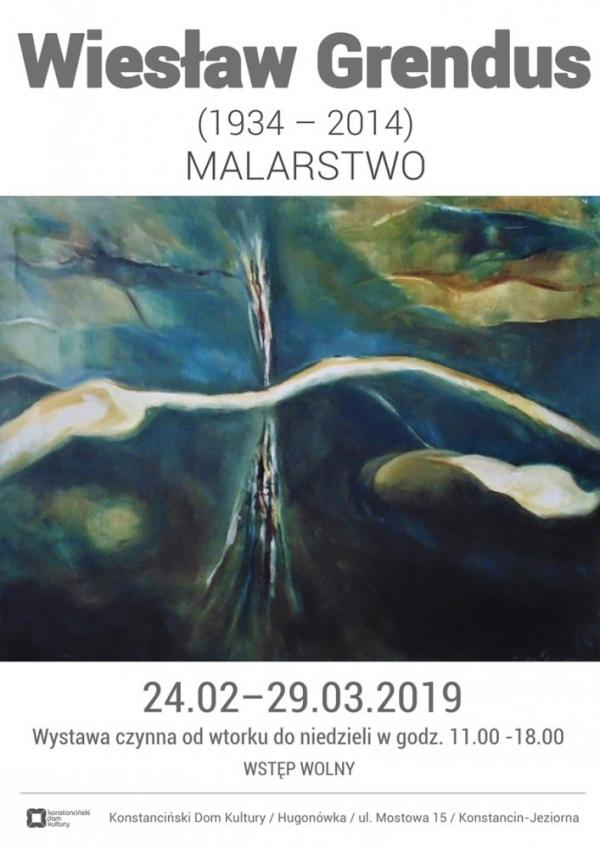 Malarstwo Wiesława Grendusa