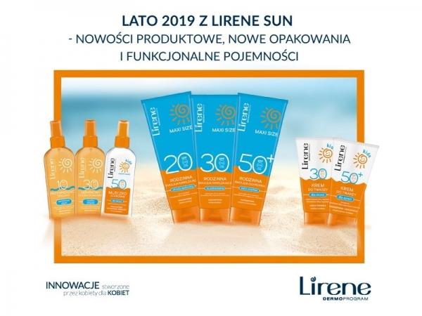 Lato 2019 z Lirene SUN