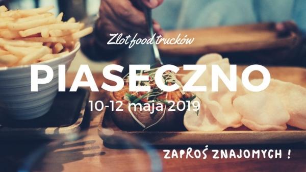 Festiwal Food Trucków w Piasecznie
