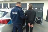 Areszt dla 25- letniej kobiety za kradzież