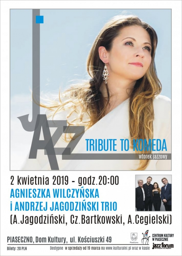 Tribute to Komeda – Wtorek Jazzowy