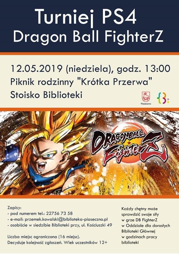 Dragon Ball FighterZ - turniej