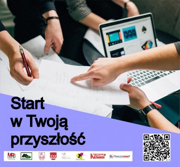 Bezpłatne warsztaty o rynku pracy – Start w Twoją przyszłość