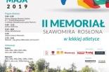 2. Memoriał Sławomira Rosłona