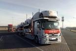 Transport aut osobowych i dostawczych - Sined
