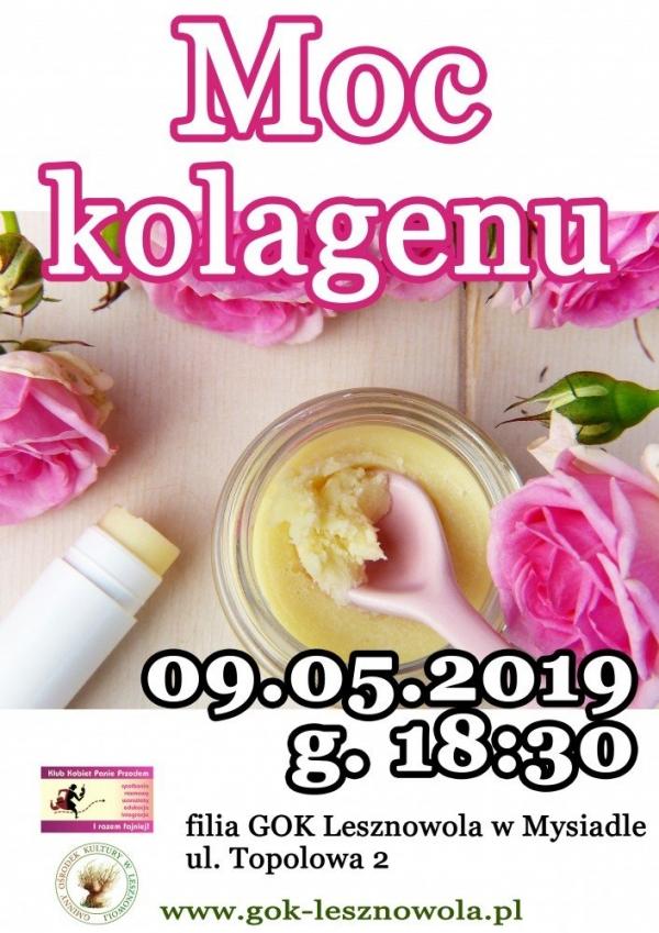 Moc kolagenu