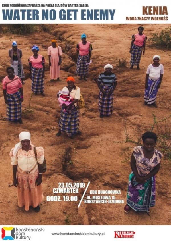 Klub Podróżnika - Kenia