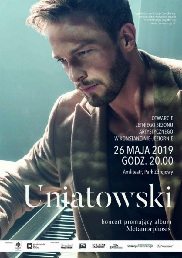 Uniatowski otworzy sezon